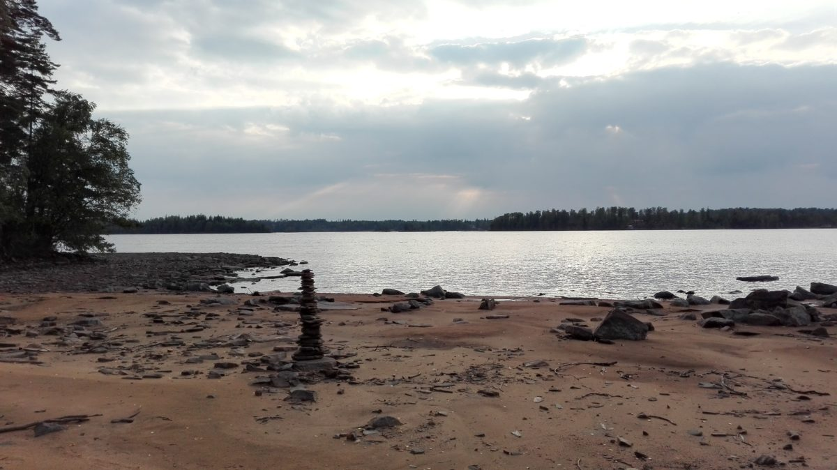 Tag 6: Der geheime Strand